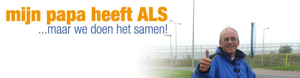 Een gezinsleven met ALS